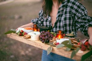 antioxidant-rich fruits