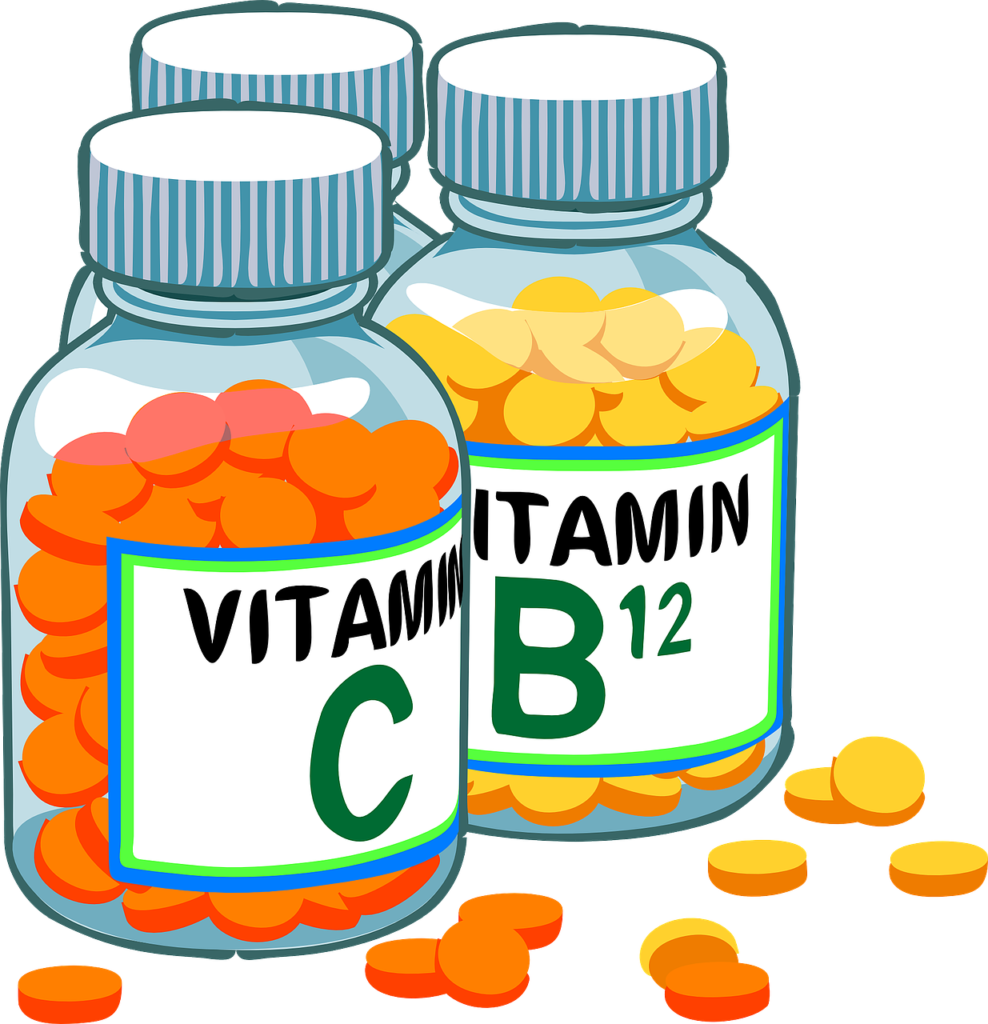 vitamin health benefits