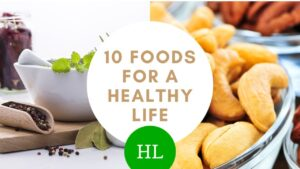 foods for healthy life