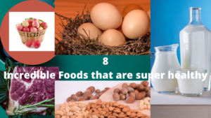 foods that are super healthy