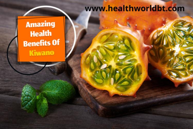 health benefits of kiwano