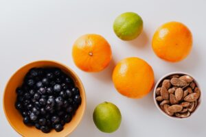 healthy foods for a balanced diet
