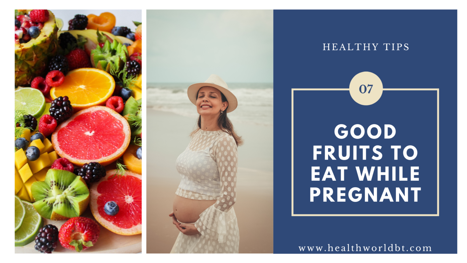 good fruits to eat while pregnant