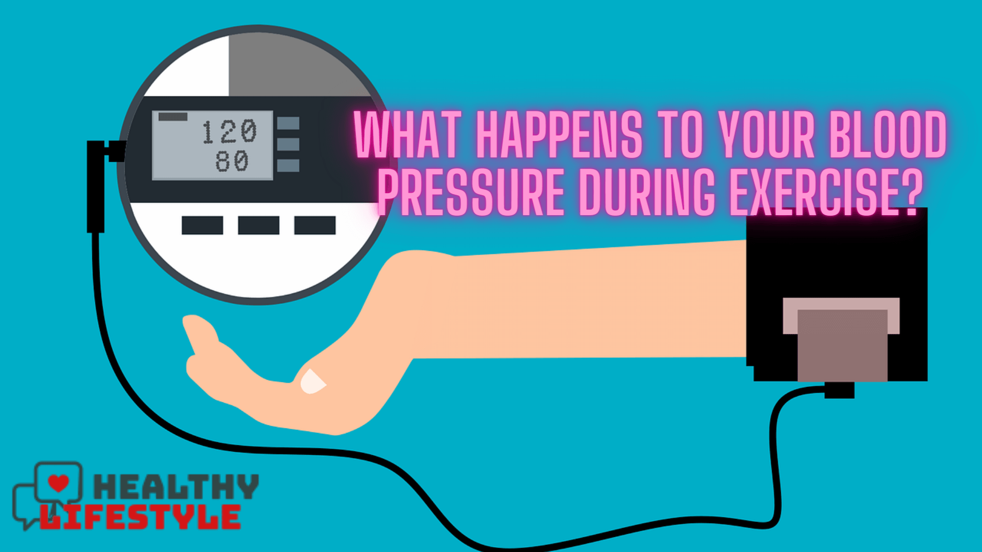 blood pressure during exercise